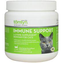 Tomlyn® Immune Support L-Lysine Supplement порошок для кошек  100 гр. 460 доз по 250 мг.